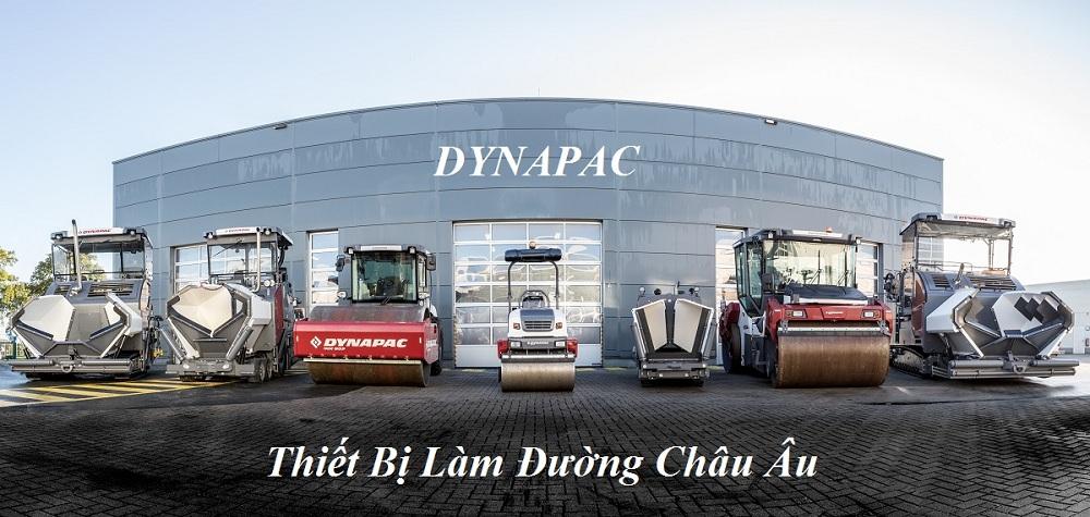 Lịch Sử Hãng Máy  Dynapac
