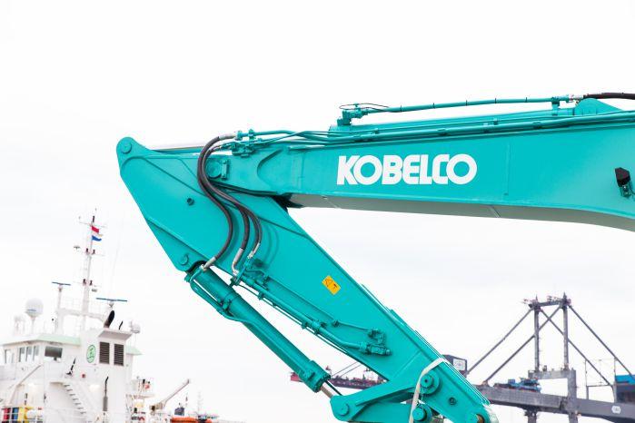 KOBELCO SK500XDLC-10