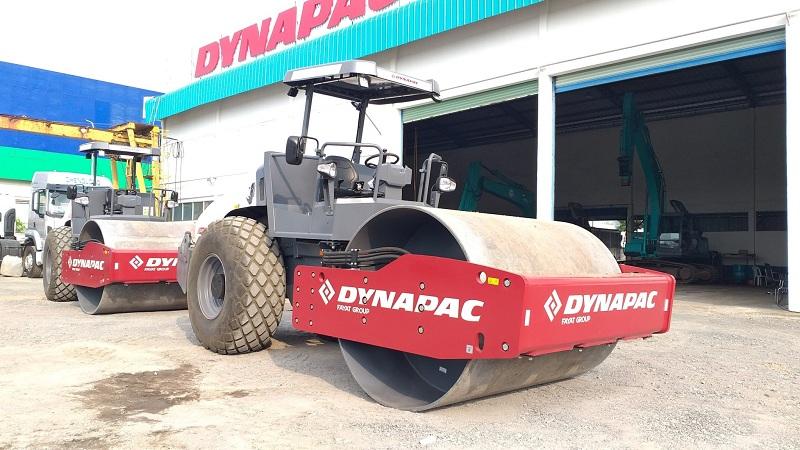 Lu Rung Một Bánh Thép  11 Tấn Dynapac CA30/CA35 Đời 2021