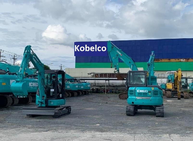 KOBELCO SK35SR-6 Gầu 0.11m3